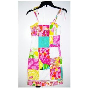 Lilly Pulitzer dress floral